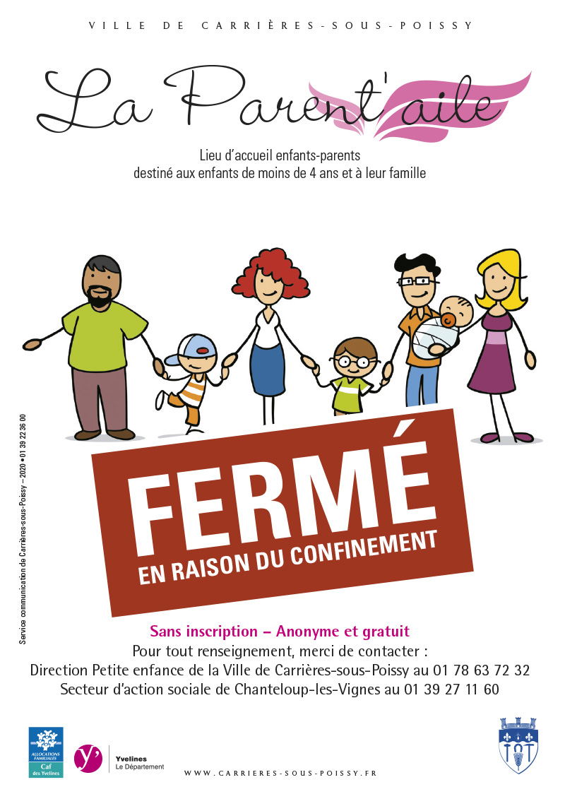 Parent'aile fermé