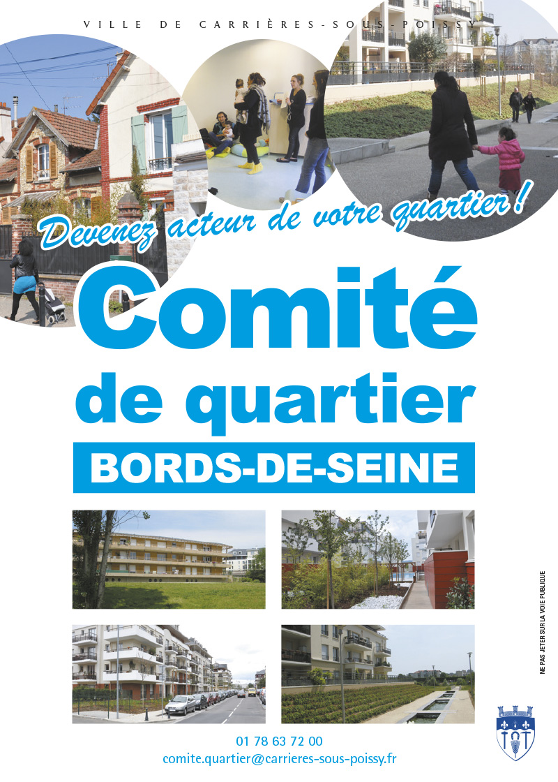 COMITE QUARTIER BORDS DE SEINE 1